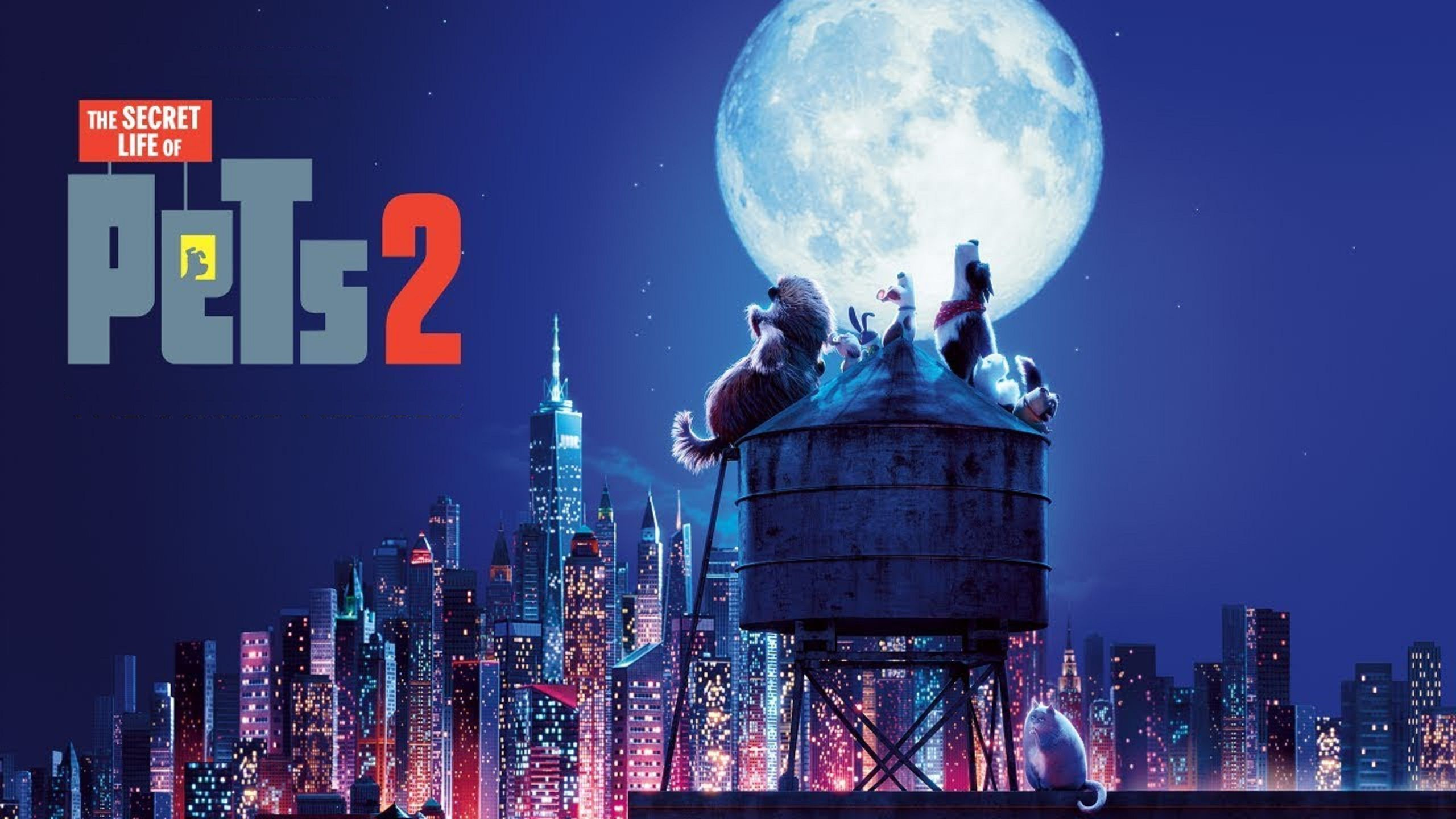 Secret Life of Pets 2 Full Moon
