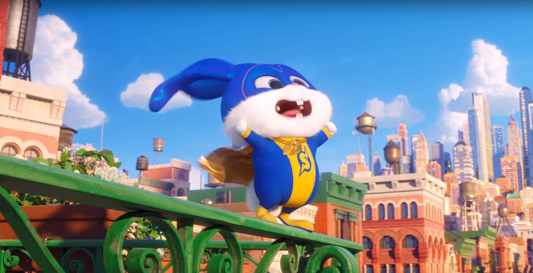 The Secret Life of Pets 2 (2019) - Super Bunny