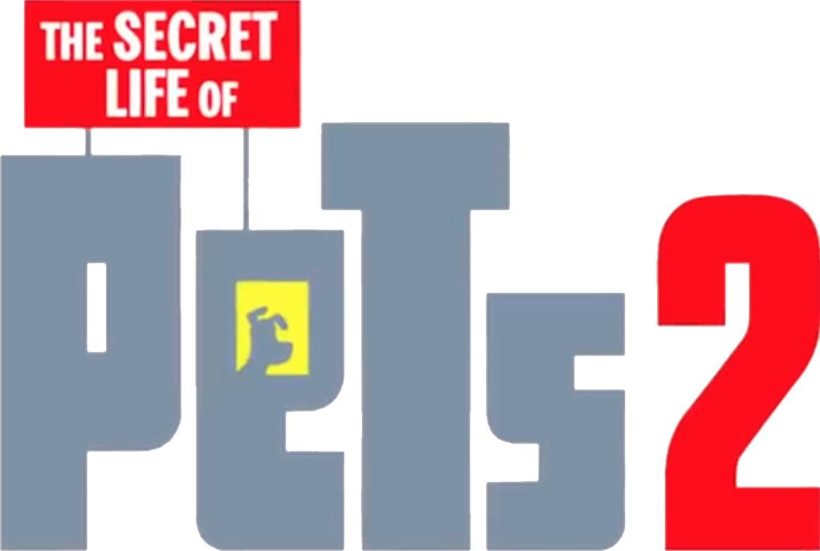 The Secret Life of Pets 2 (2019) - logo