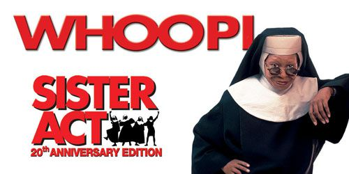Sister Act (1992) with Whoopi Goldberg