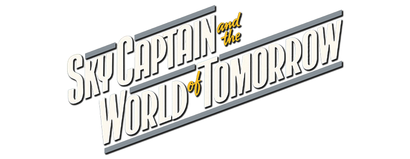 Sky Captain and the World of Tomorrow (2004) - logo