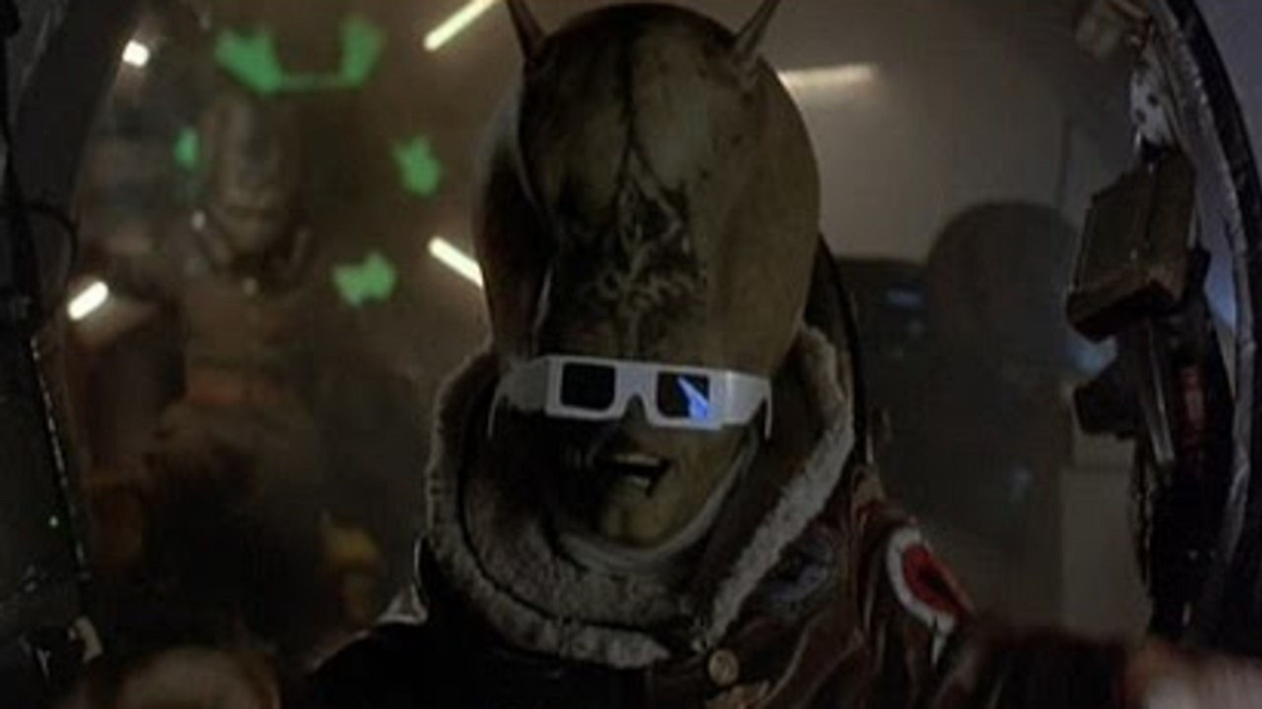 Spaced Invaders (1990) alien