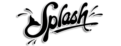 Splash 1984 logo transparent