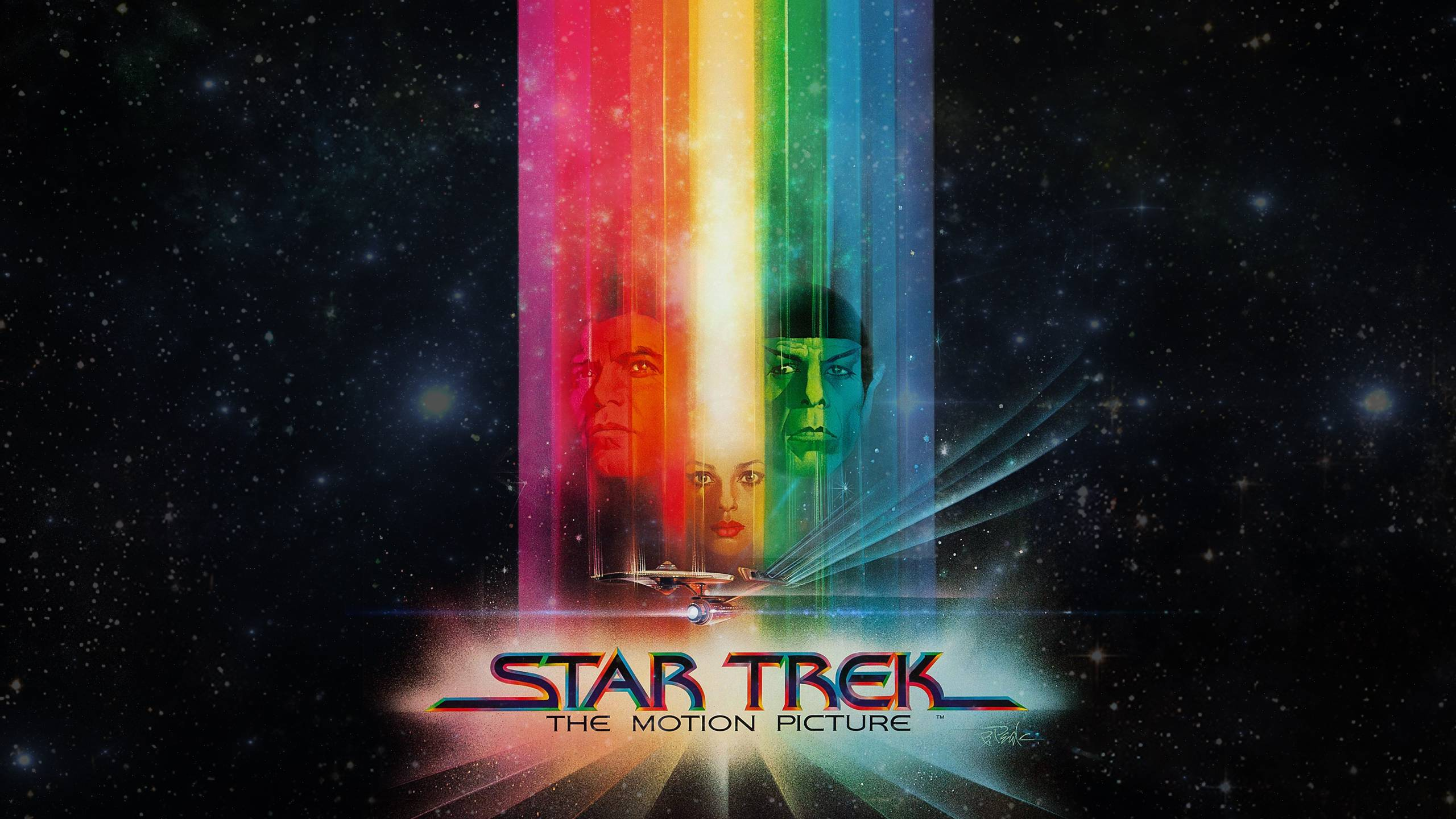 Star Trek 1 - il Film - the motion picture (1979) banner