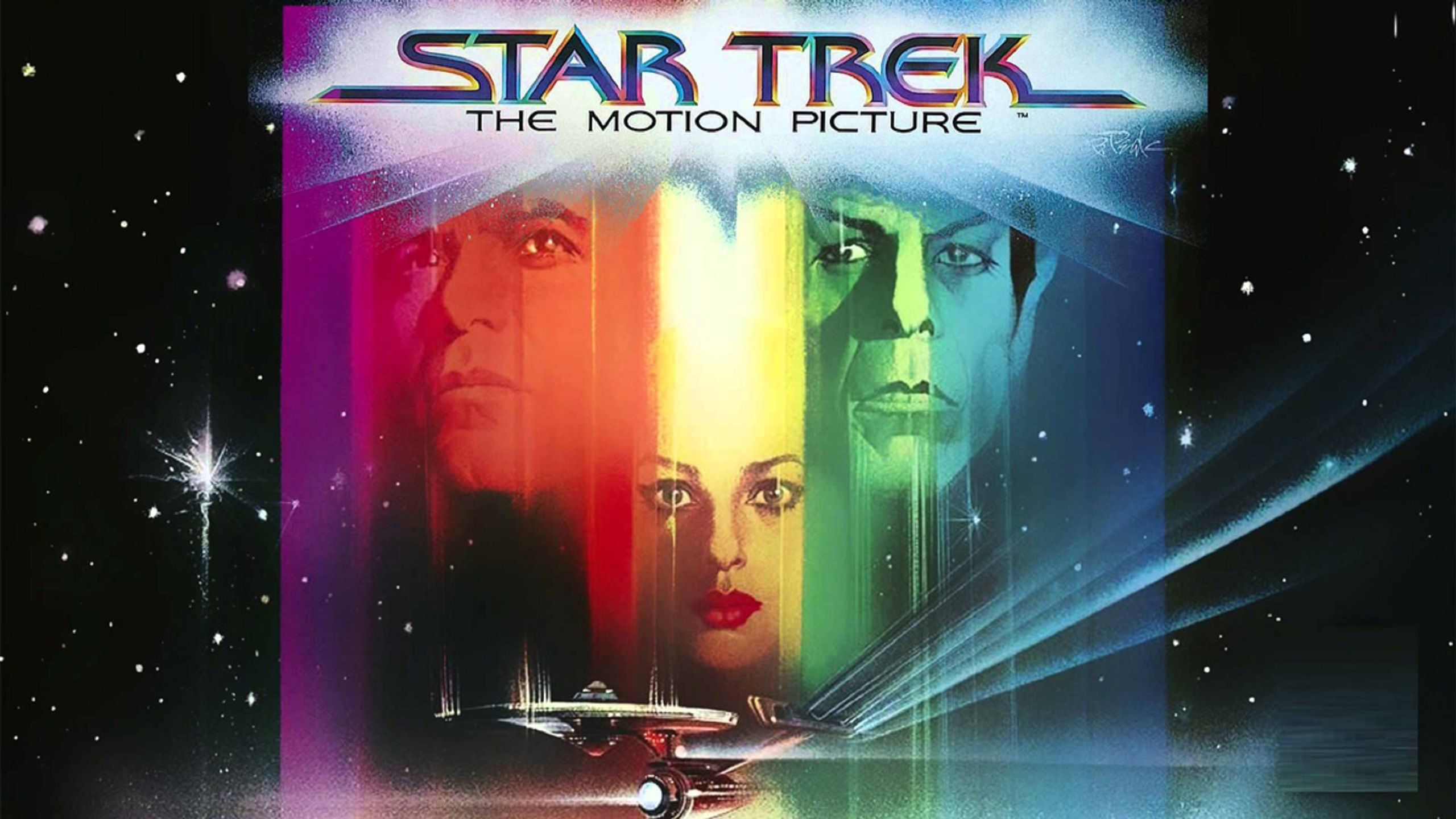 Star Trek 1 - il Film - the motion picture (1979) wallpaper and poster