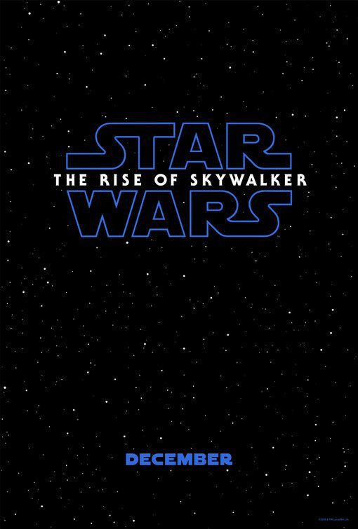 Star Wars Episode IX - the Rise of Skywalker (2019)