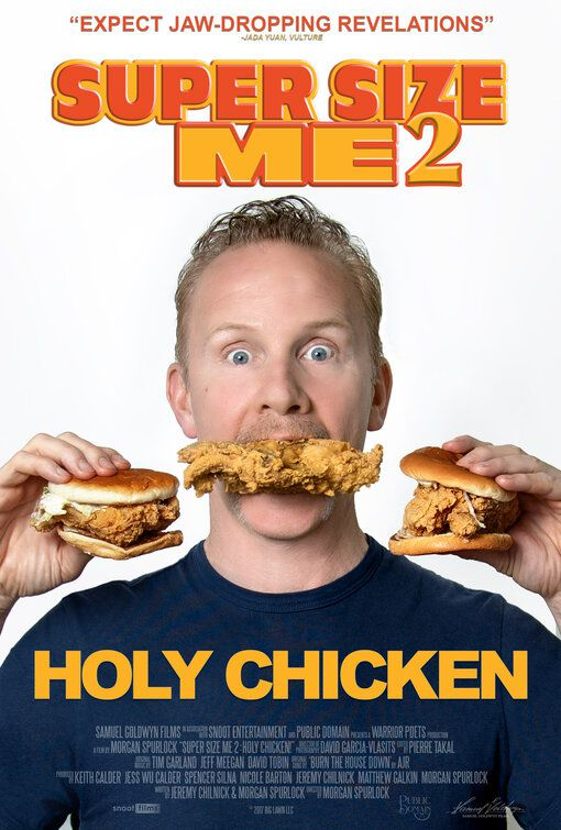 Super Size Me 2 Holy Chicken (2019)