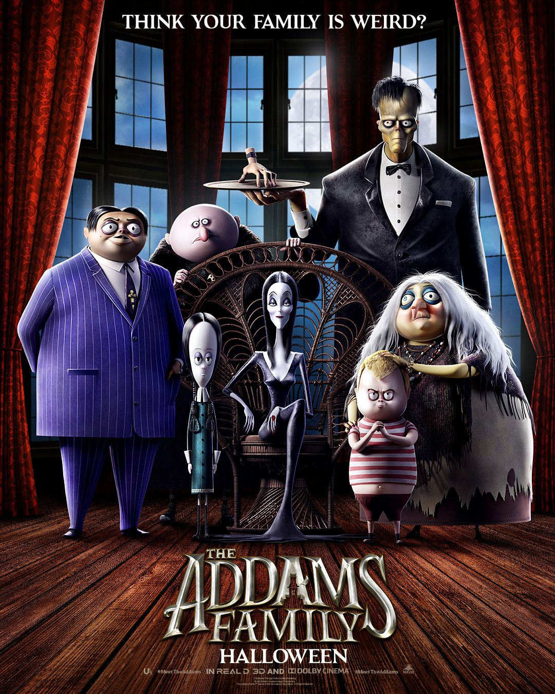 The Addams Family (animated 2019)