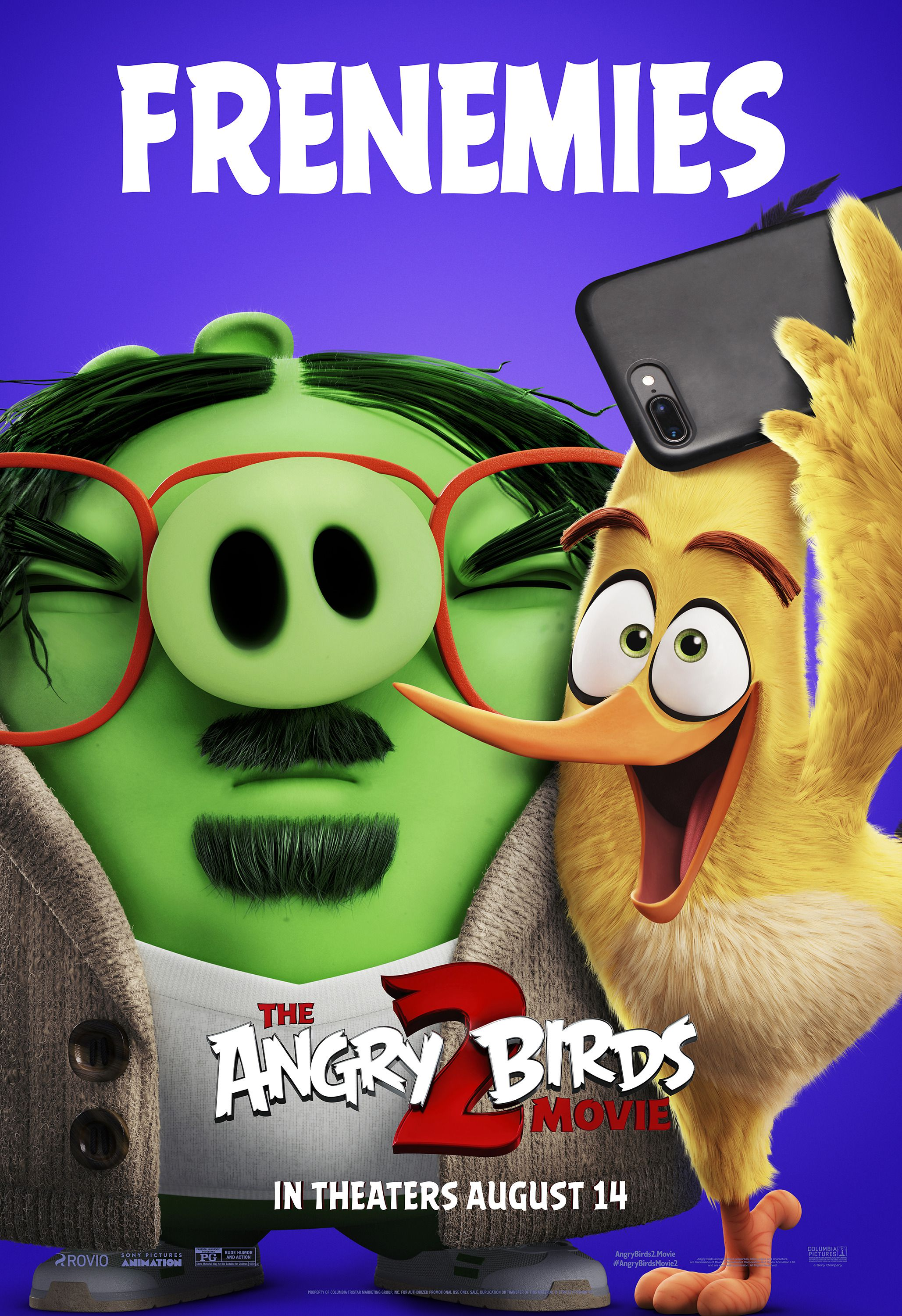 The Angry Birds 2 2019)