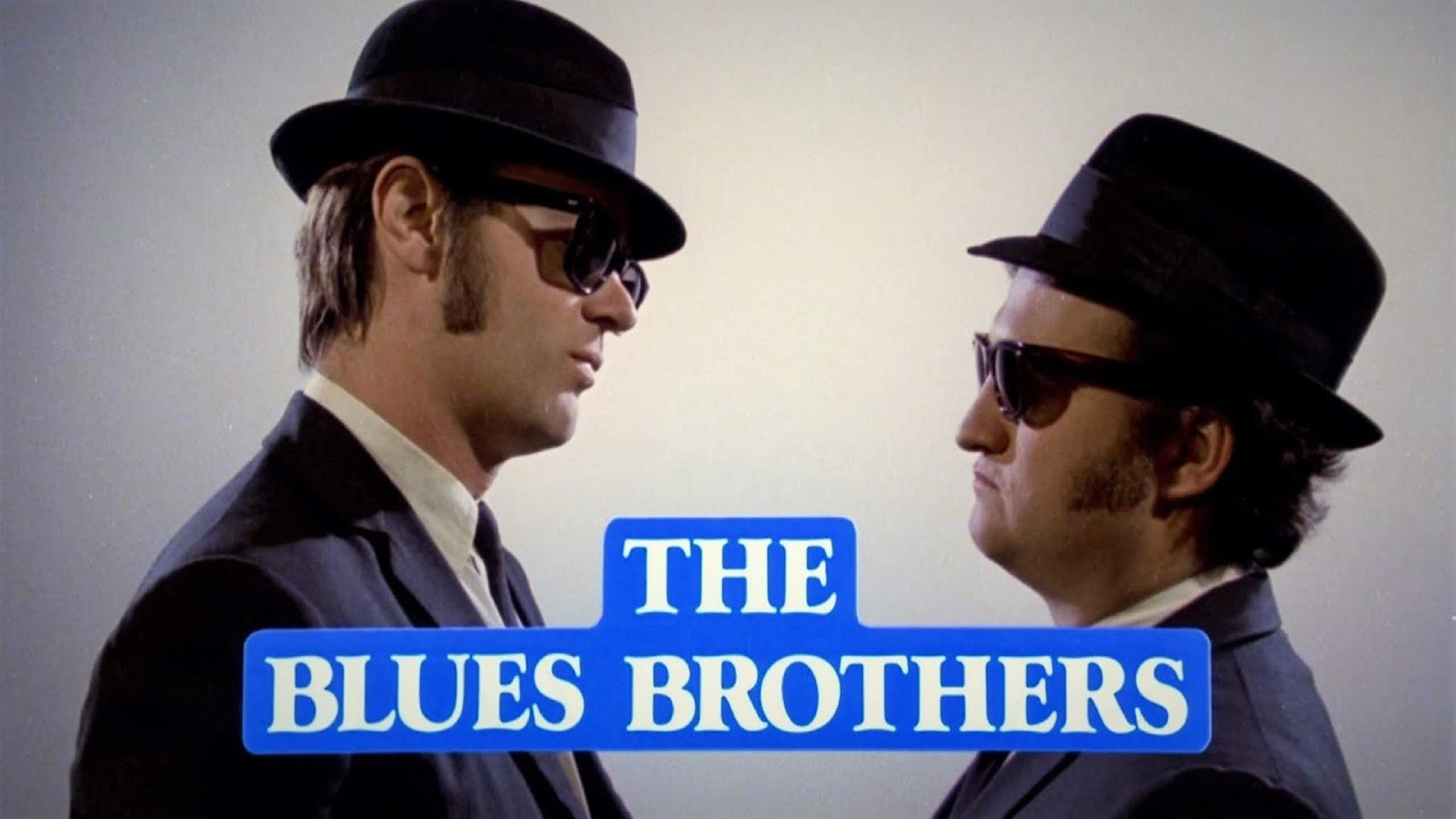 The Blues Brothers 1980 Dan Aykroyd and John Belushi
