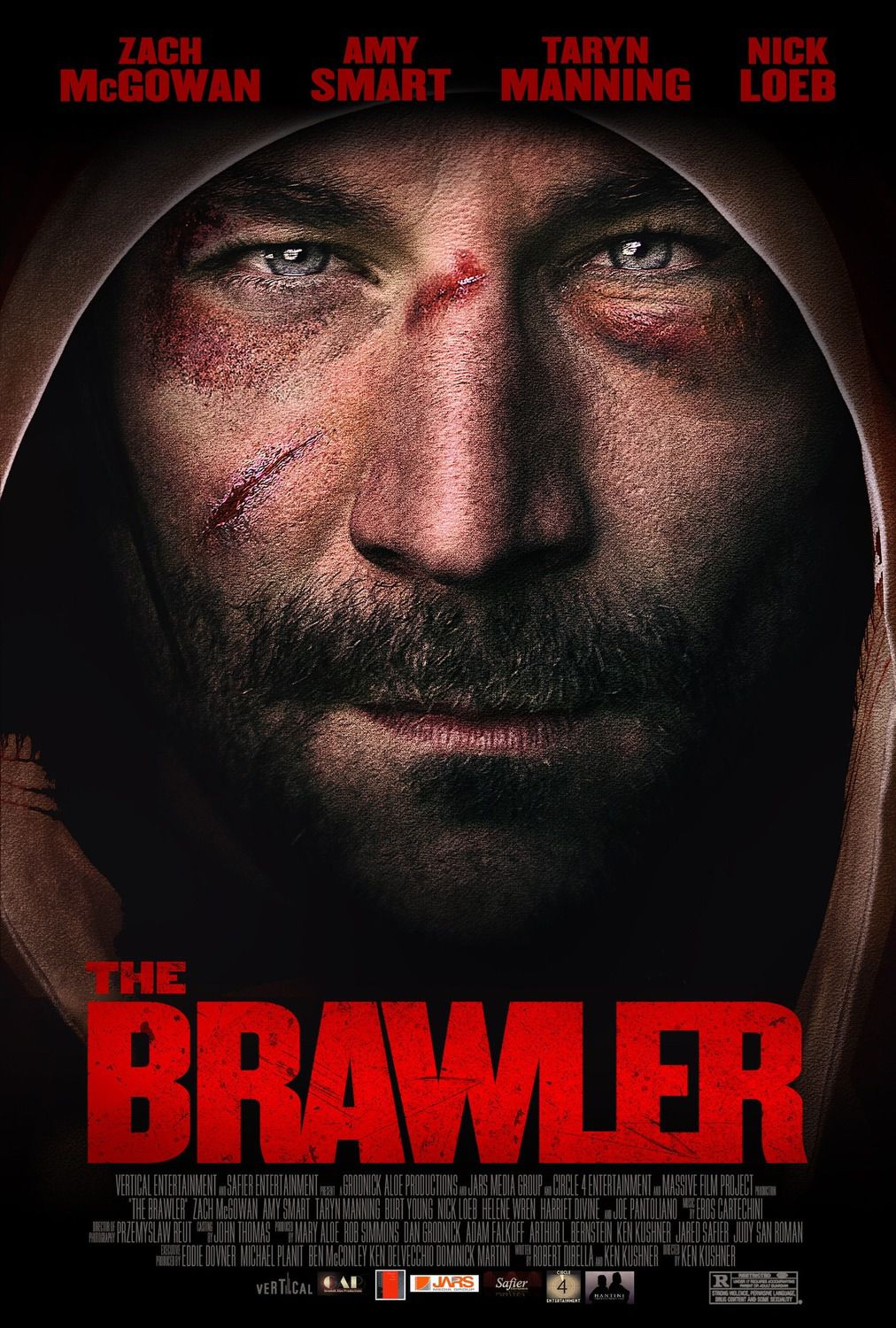 The Brawler (2018) - Zac McGowan