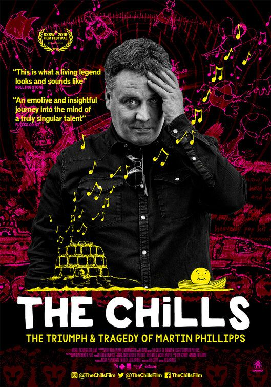 The Chills the Triumph and Tragedy of Martin Phillipps (2019)