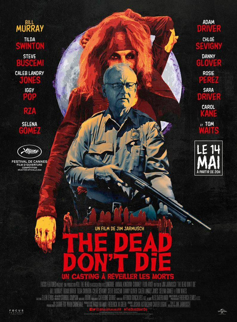 The Dead don't Die 2019 Bill Murray