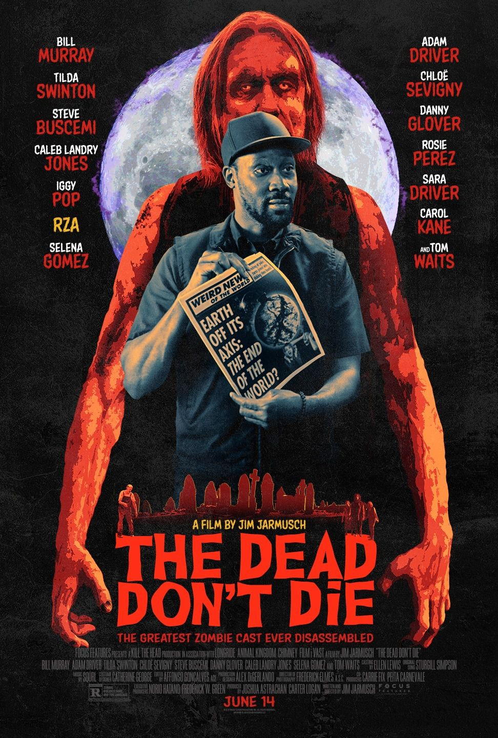 The Dead Don't Die 2019 RZA