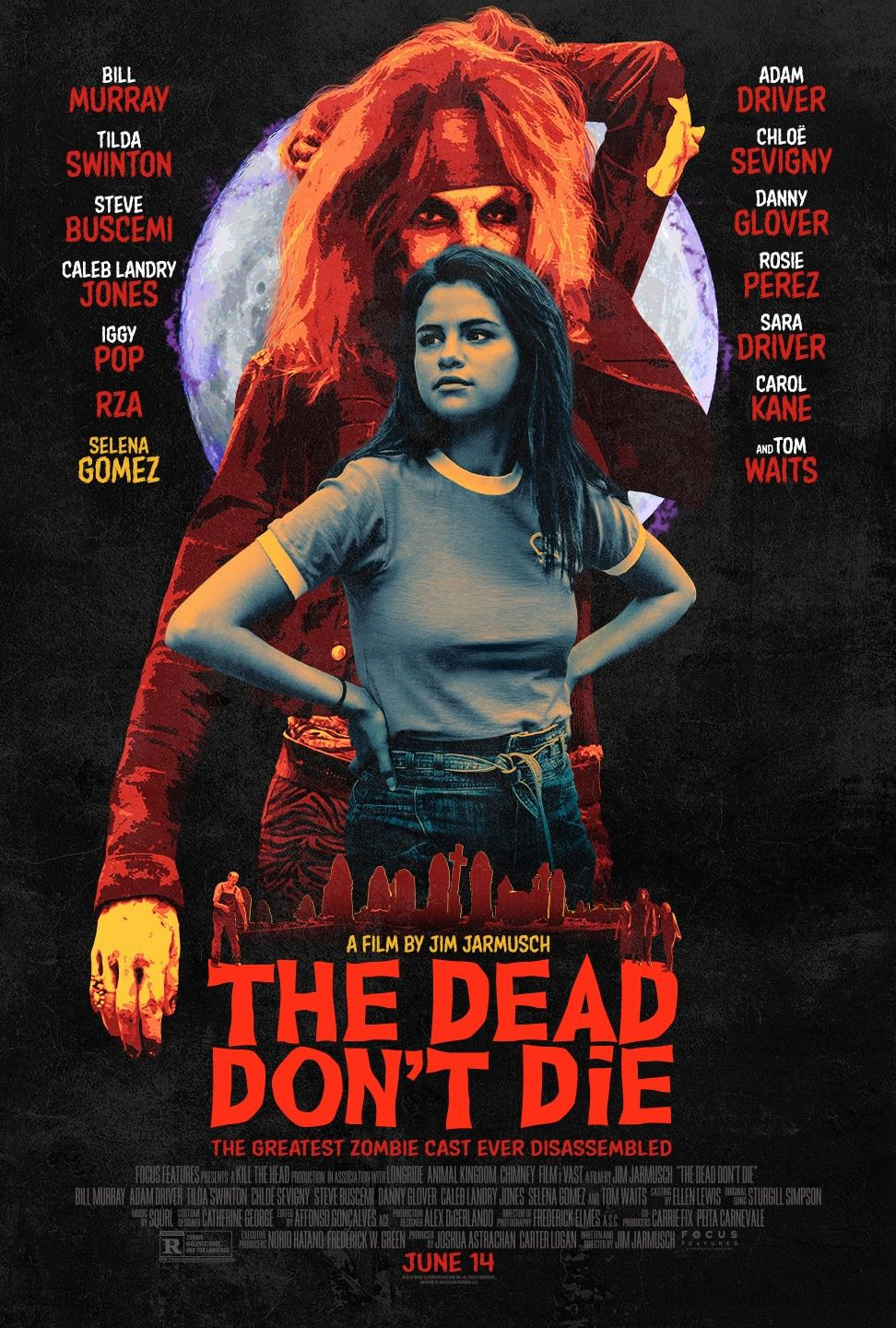 The Dead Don't Die 2019 Selena Gomez