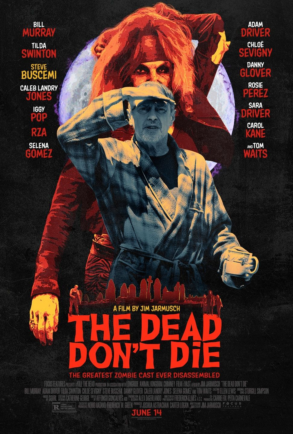 The Dead don't Die 2019 - Steve Buscemi