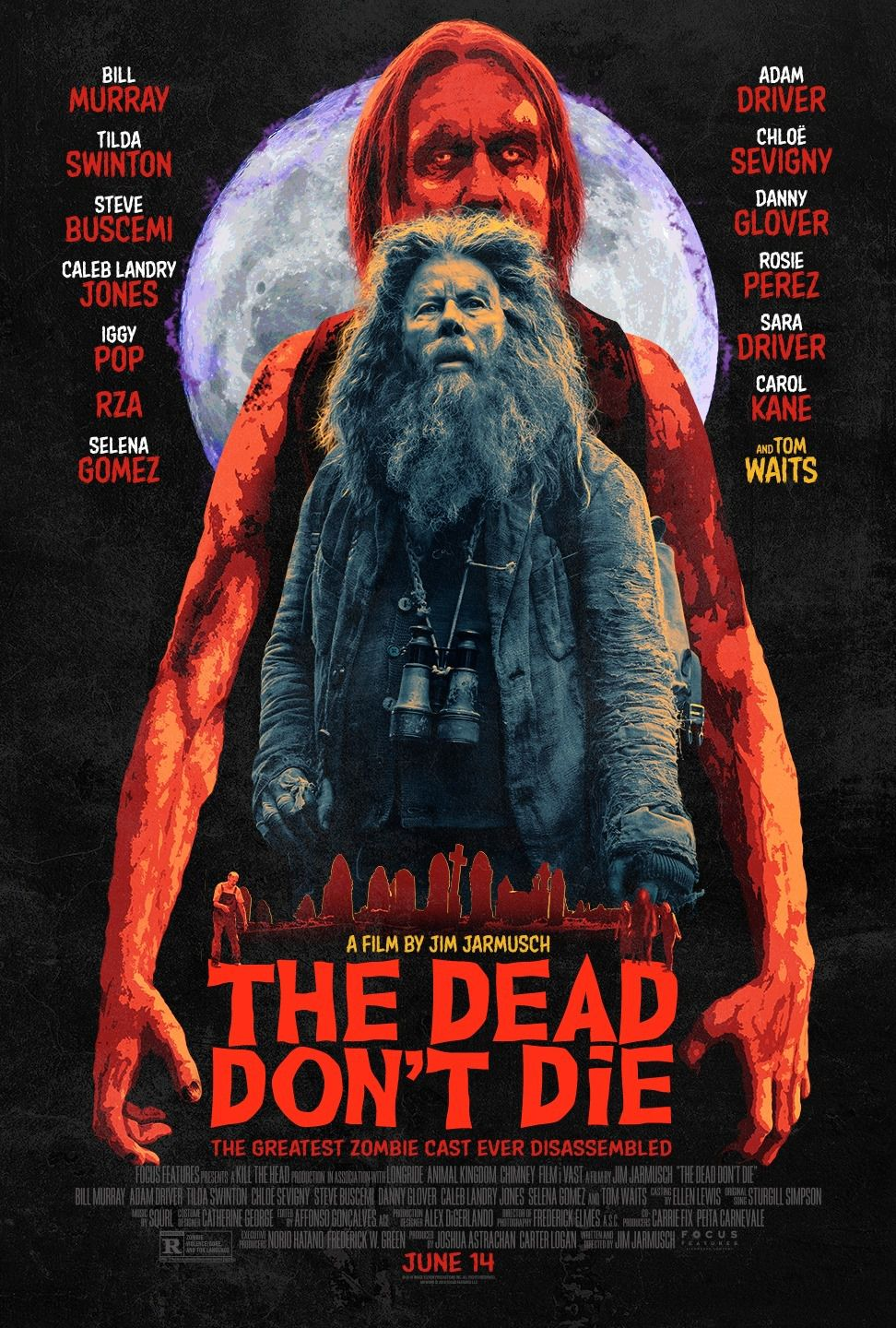 The Dead Don't Die 2019 Tom Waits