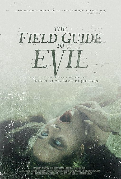 The Field Guide to Evil (2018) - poster