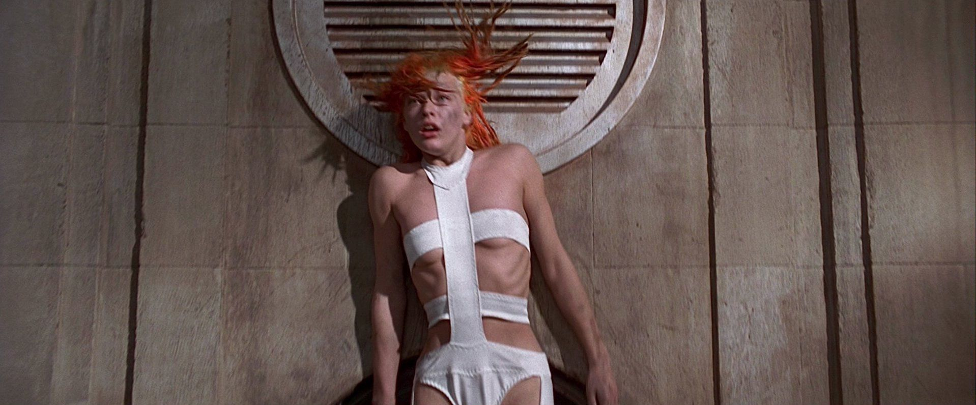 The Fifth Element - Milla Jovovich special idea for cosply
