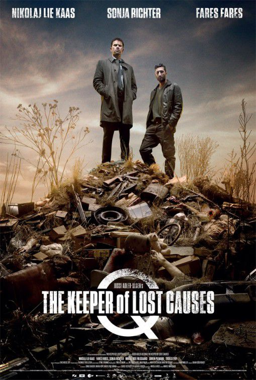 The Keeper of Lost Causes - Department Q - Kvinden I Buret (2013)