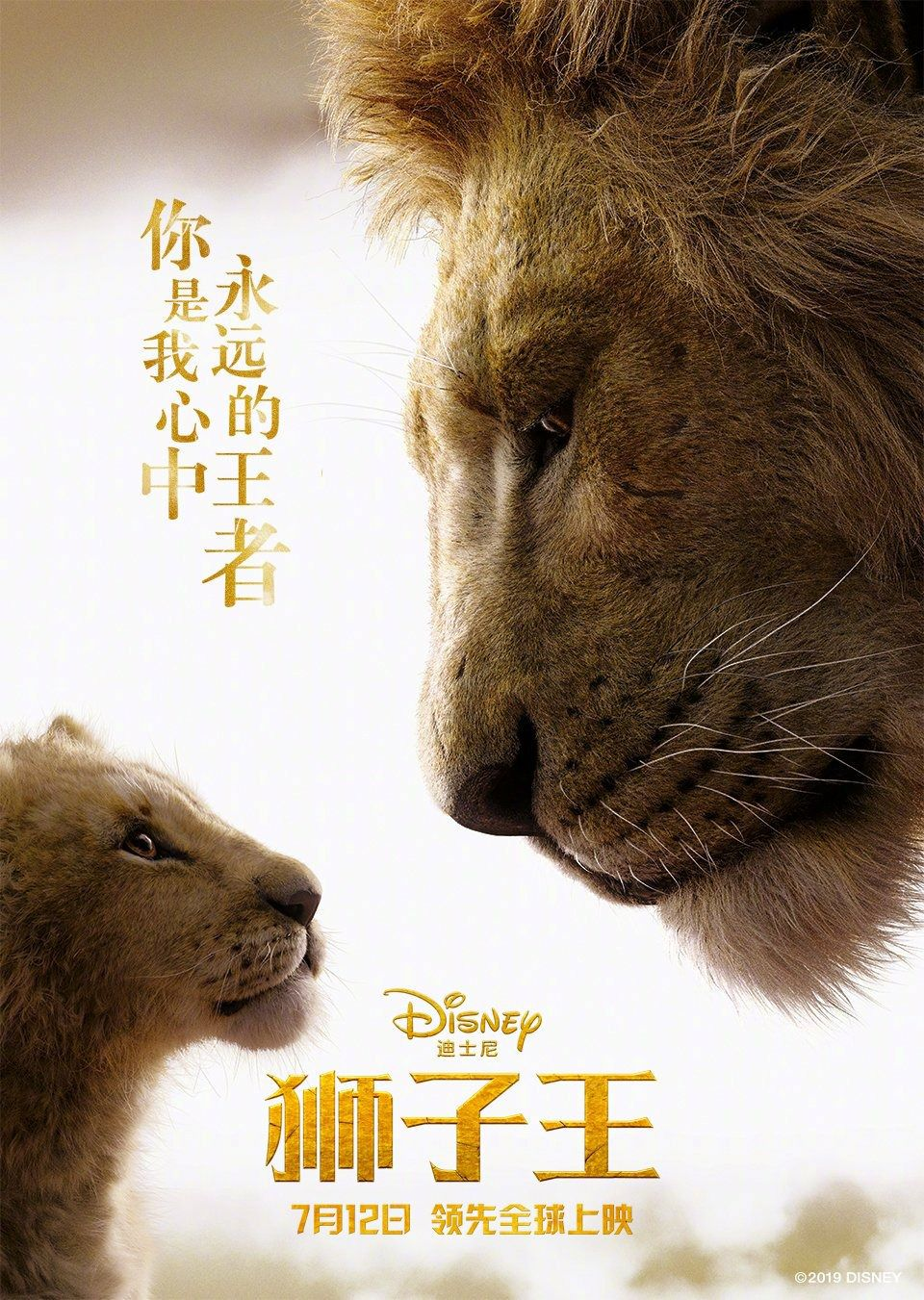 The Lion King (live action 2019)