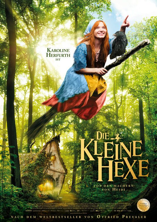 The Little Witch - Die kleine Hexe (2018)