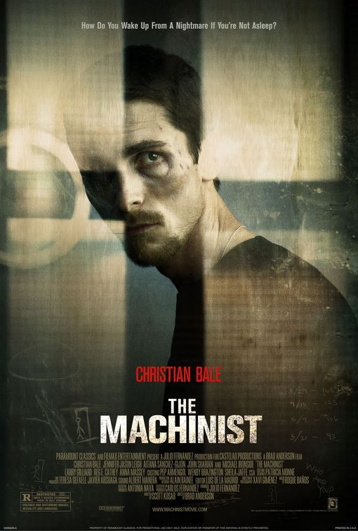 The Machinist - L'Uomo senza Sonno (2004)