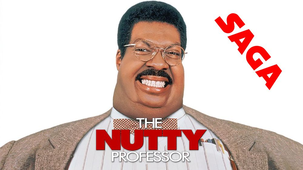 The Nutty Professor's Saga