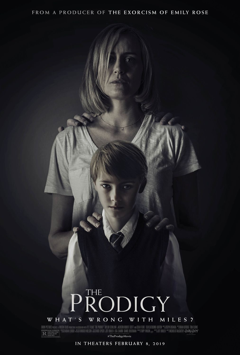 The Prodigy (2019) What's wrong with Miles - Taylor Schilling, Jackson Robert Scott, Colm Feore, Brittany Allen