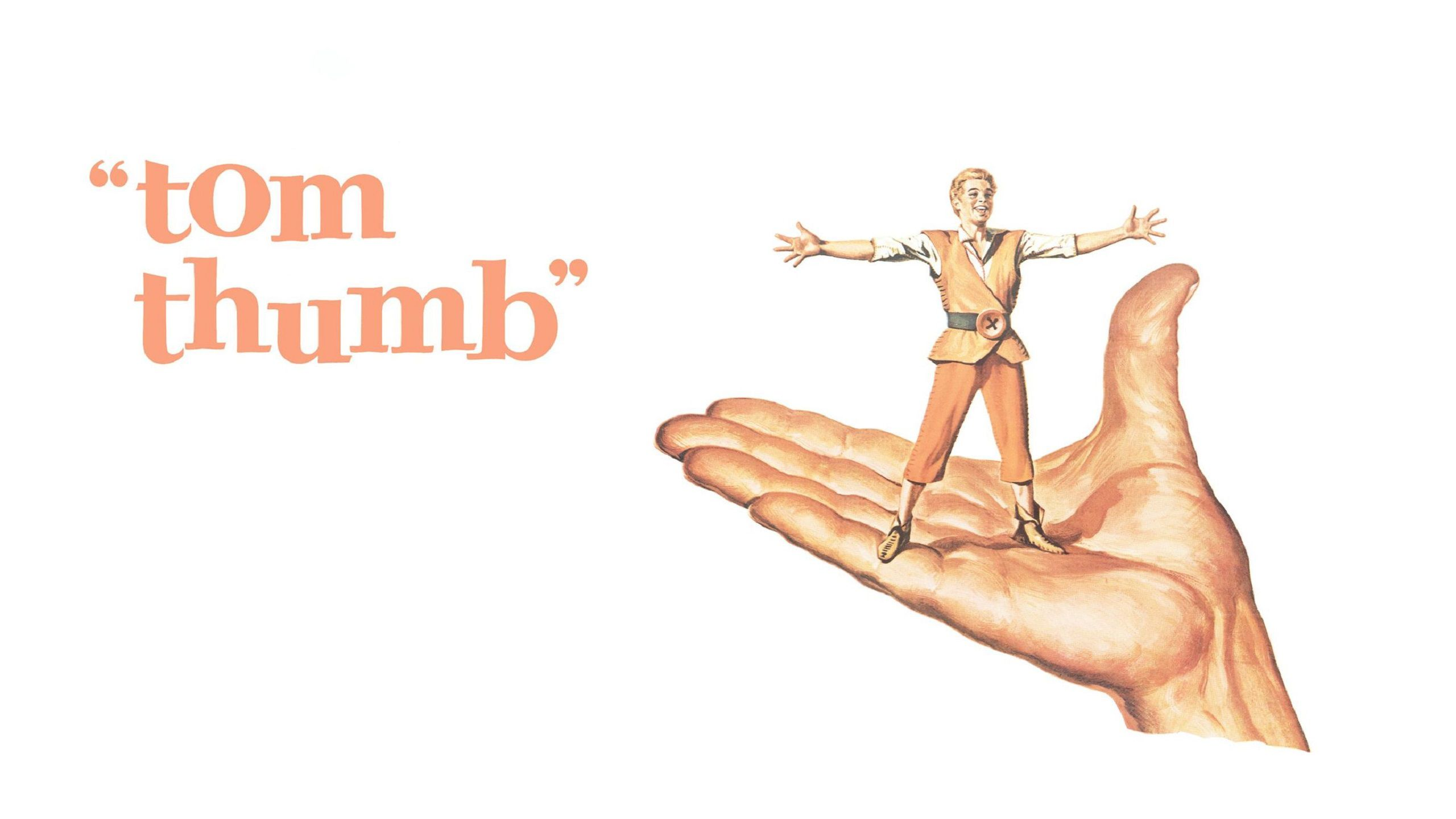 Tom Thumb 1958 wallpaper and poster