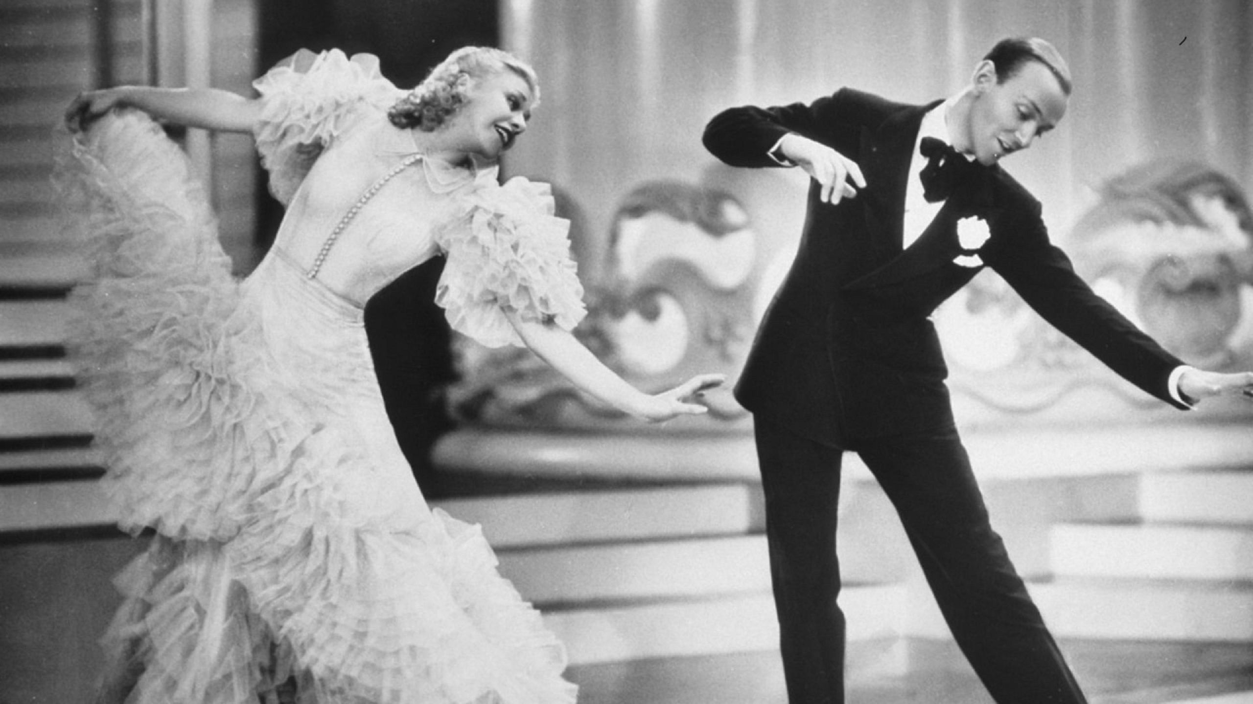 Top Hat - Cappello a Cilindro (1935) with Fred Astaire & Ginger Rogers