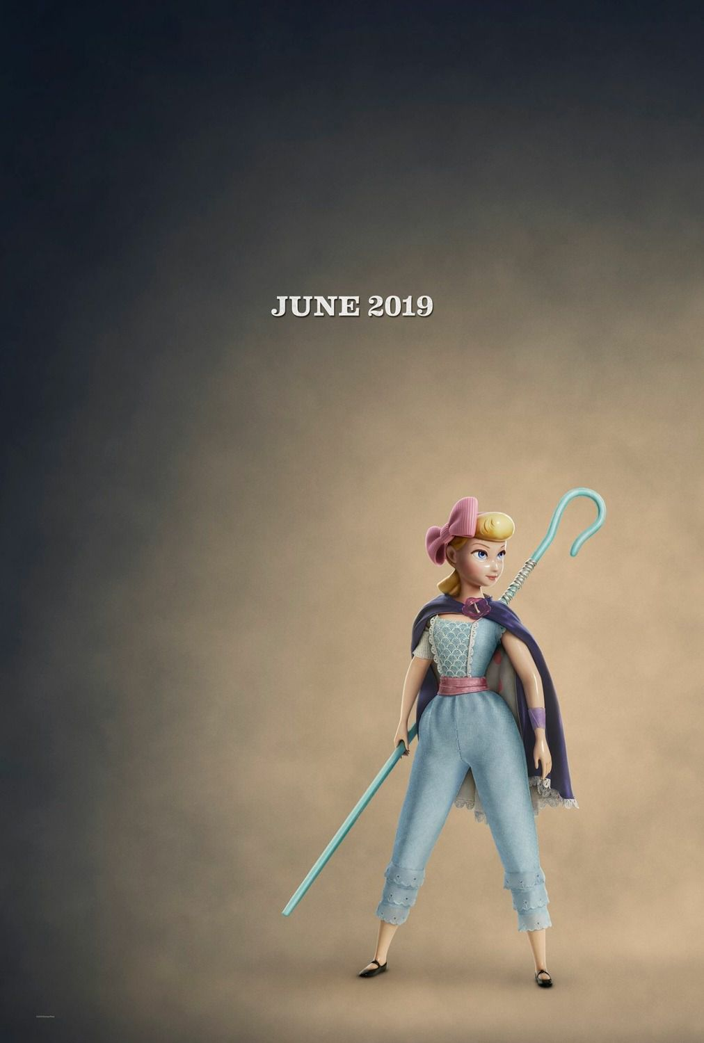 Toy Story 4 - Pastorella - Shepherdess