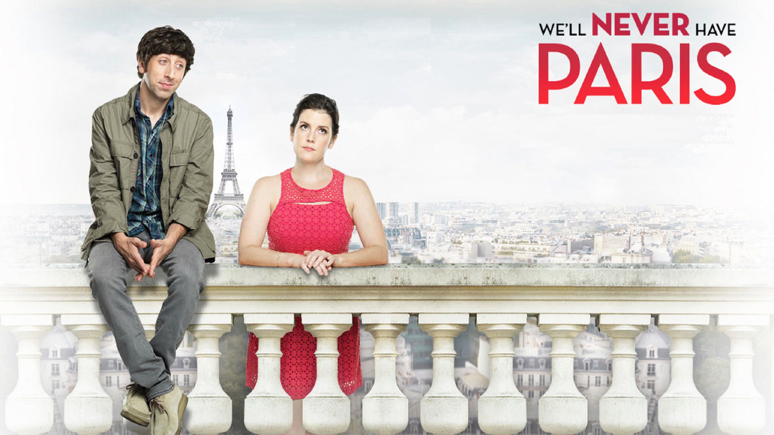 We'll never have Paris (2014) with Simon Helberg