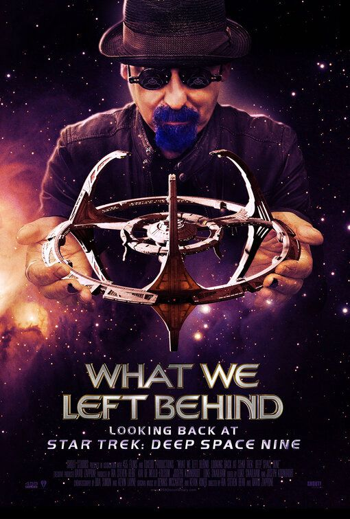 What We Left Behind Looking Back at Deep Space Nine (2018)