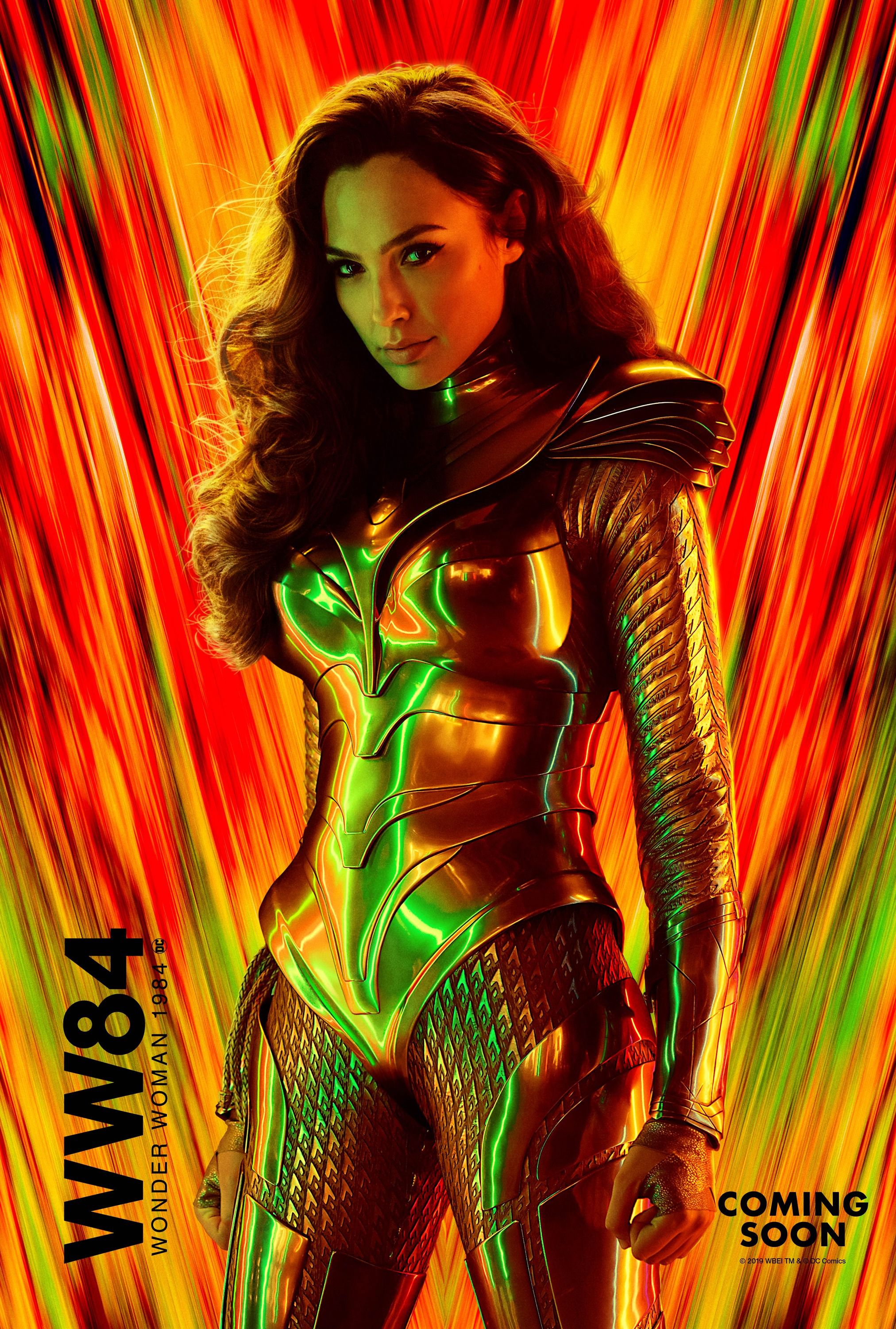 Wonder Woman 1984 (2020) Gal Gadot
