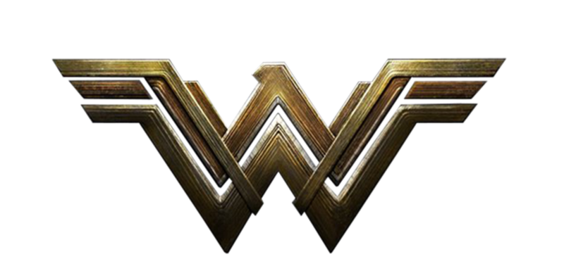 Wonder Woman logo transparent