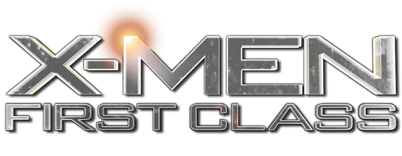 X-Men 5 - L'Inizio - First Class (2011) XMen Logo transparent