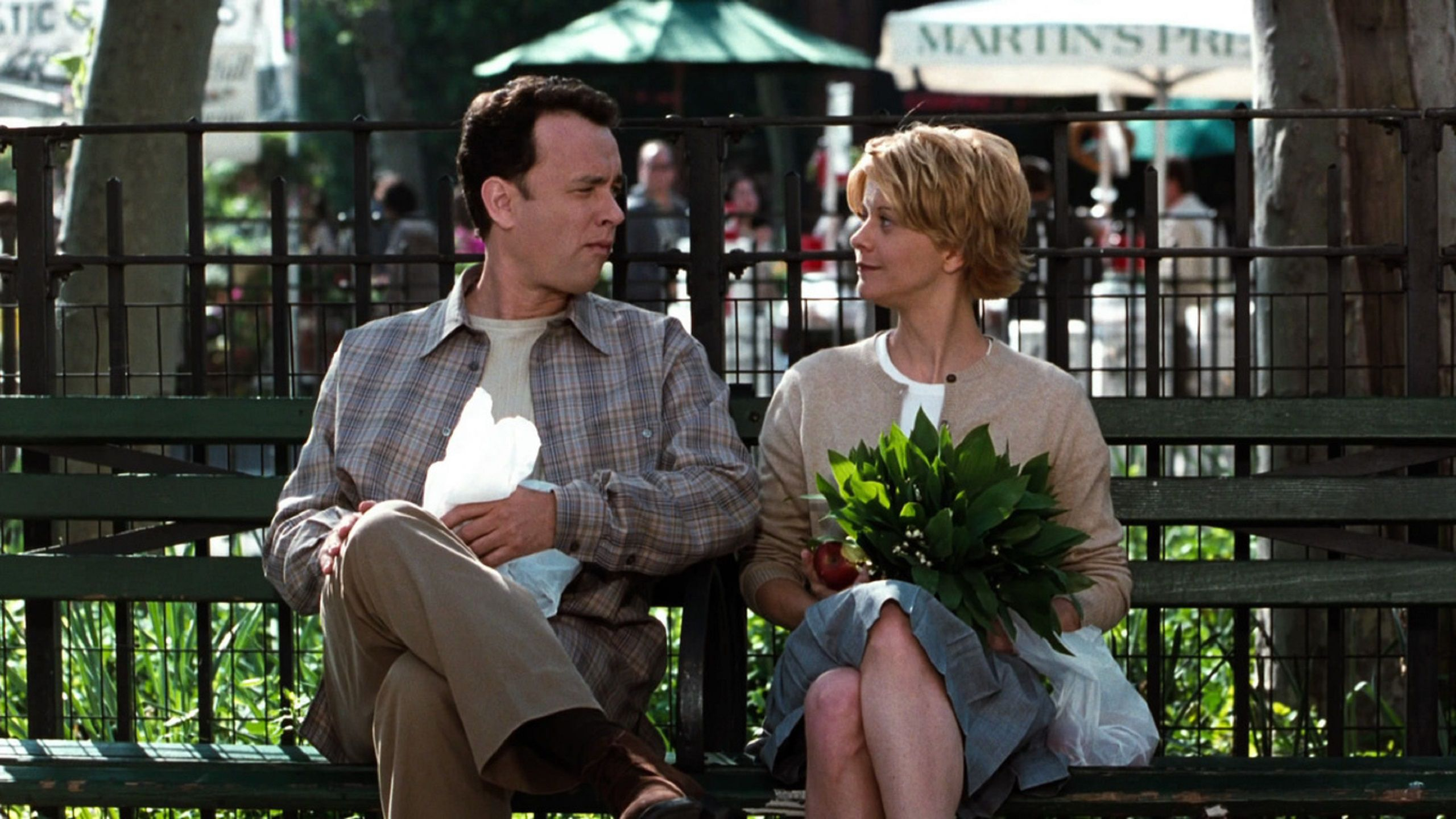 You've got Mail - Tom Hanks & Meg Ryan