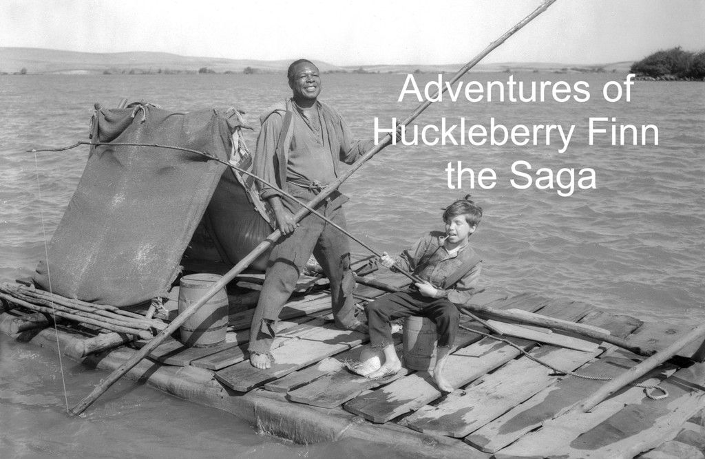 All Adventures of Huckleberry Finn the saga