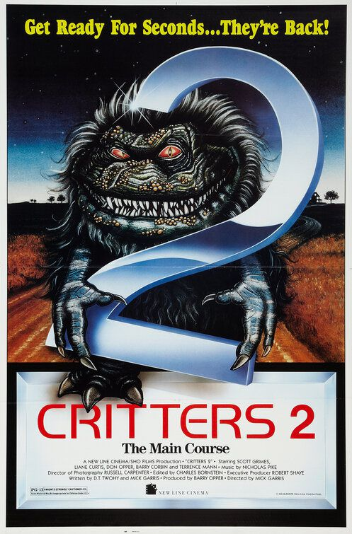 Critters 2 the Main Course (1988)