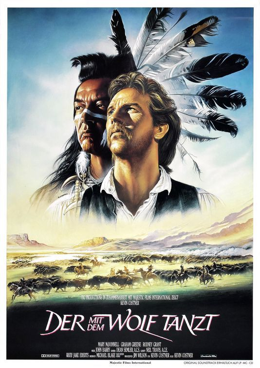 Dances With Wolves (1990) Balla coi Lupi