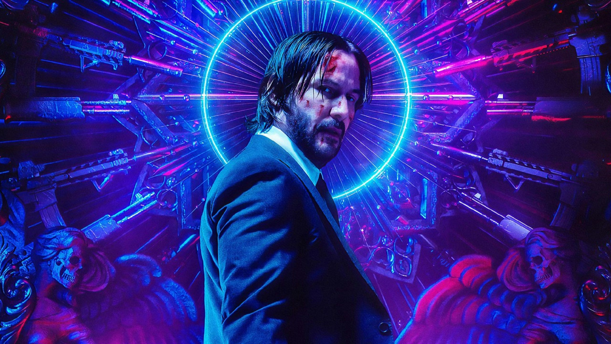 John Wick Chapter 3 Parabellum (2019) with Keanu Reeves