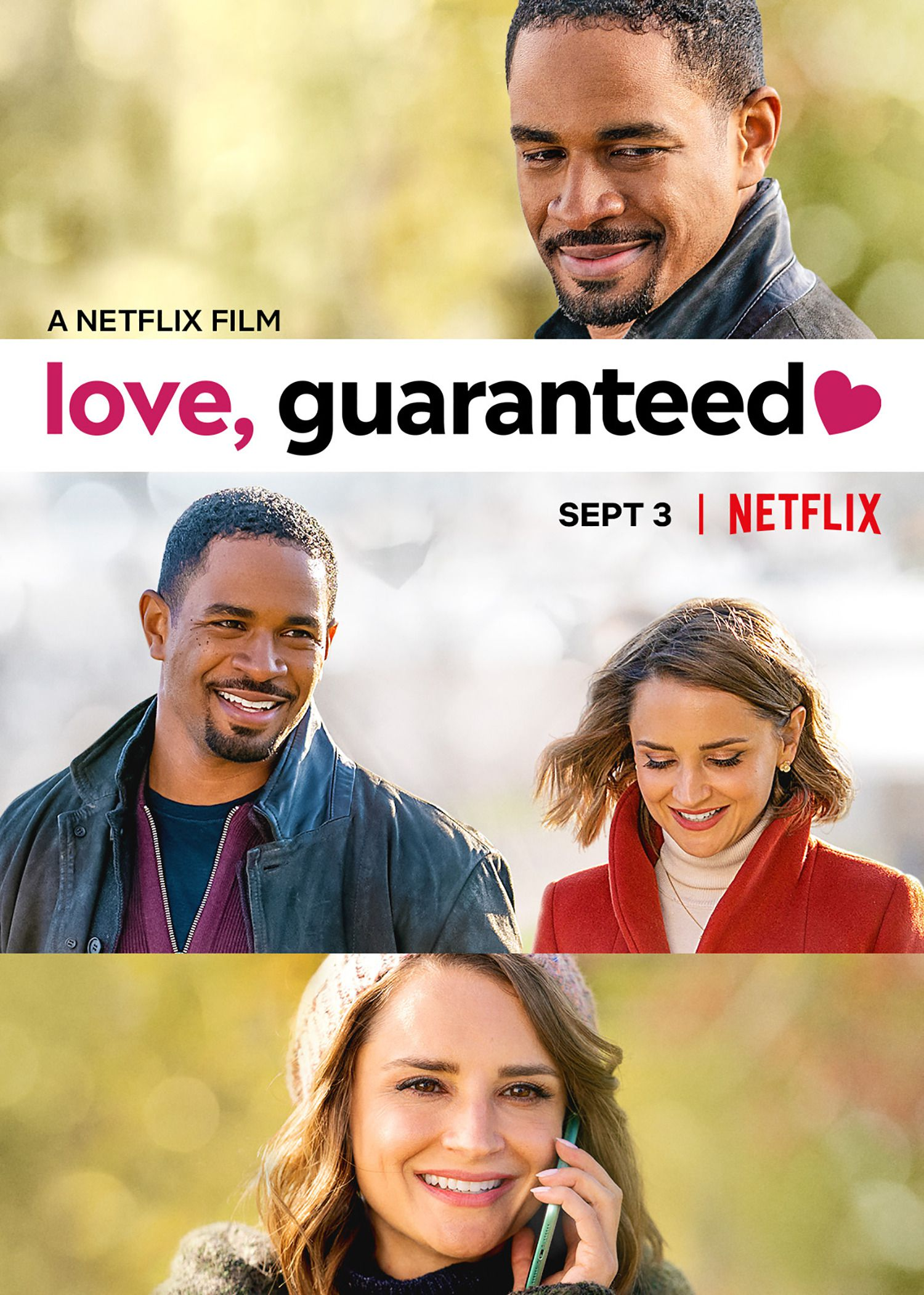 Love, Guaranteed (2020)