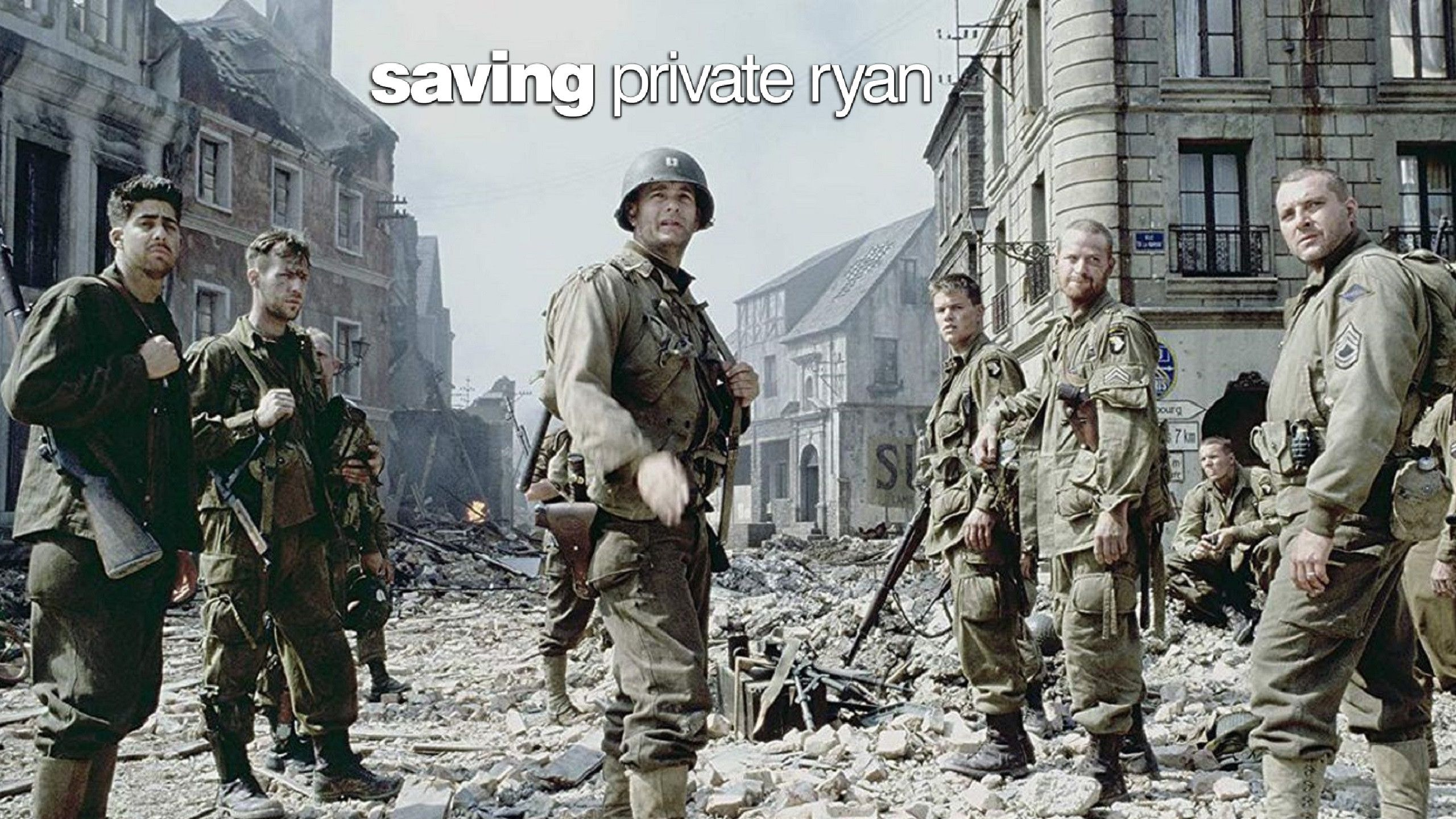 Saving Private Ryan (1998) banner