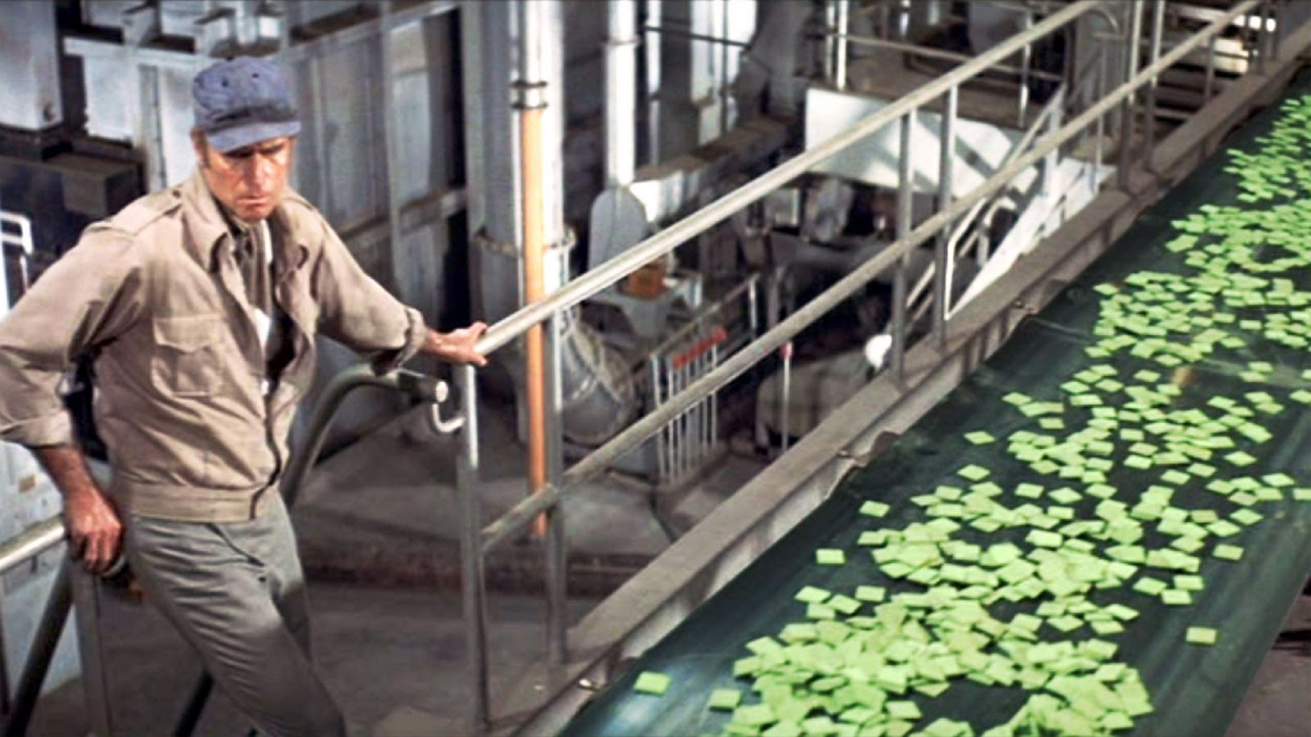 Soylent Green production