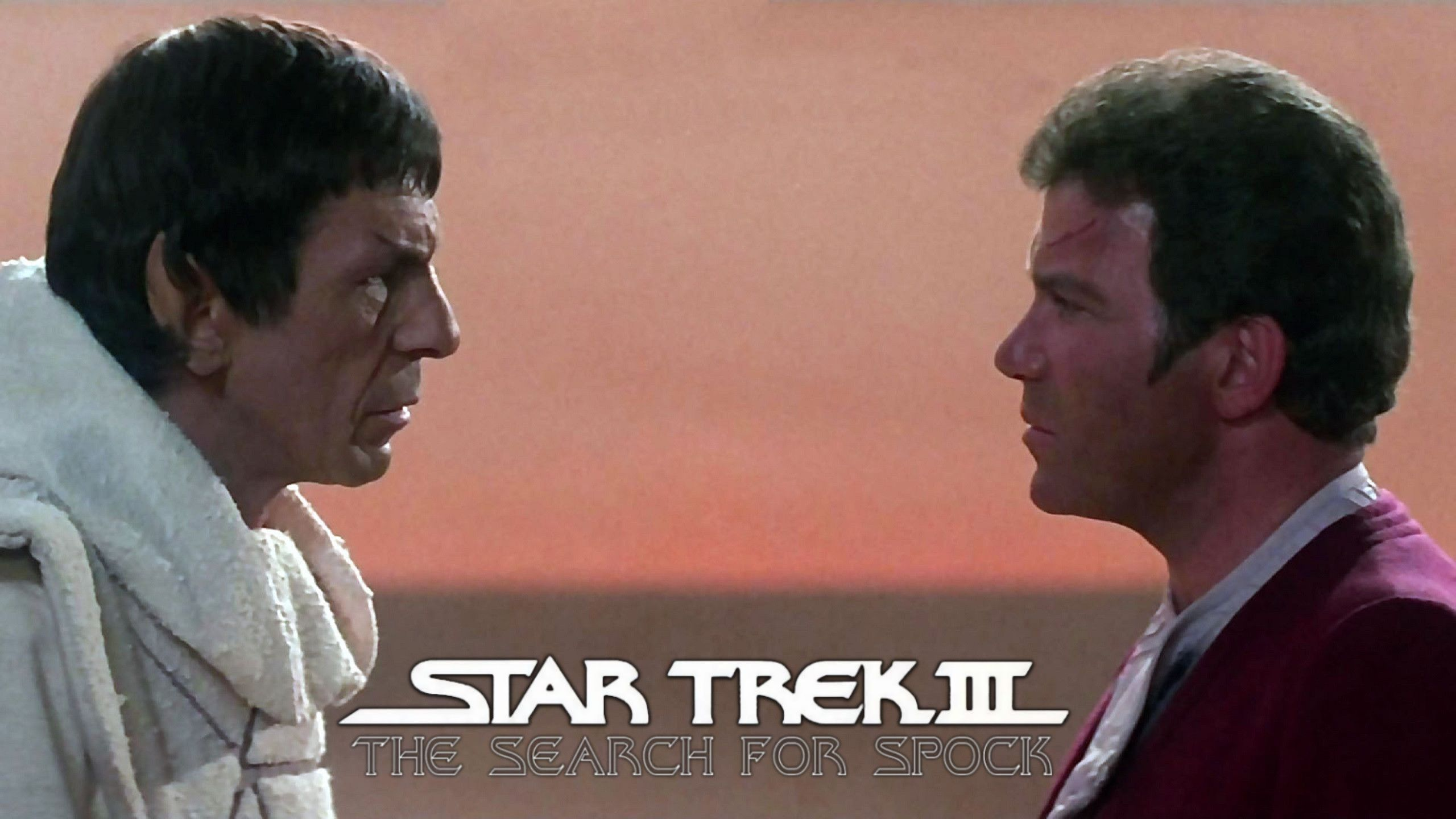 Star Trek 3 - alla Ricerca di Spock - Search for Spock (1984) friends banner