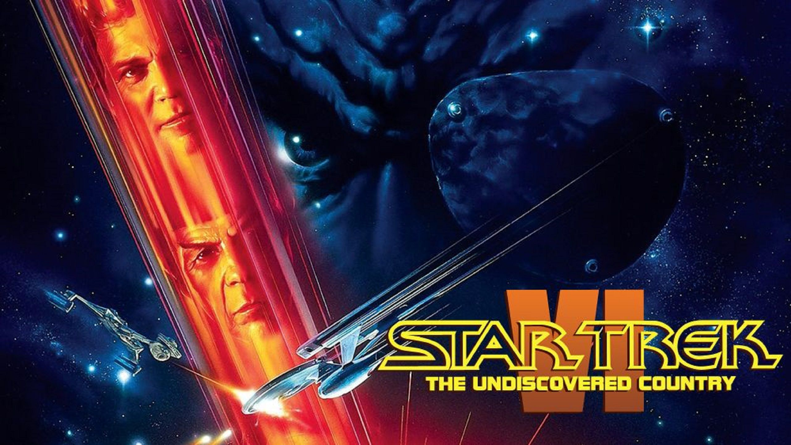 Star Trek 6 - Rotta verso l'Ignoto - Undiscovered Country  banner