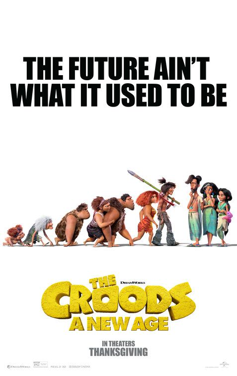 The Croods a new age (2021)