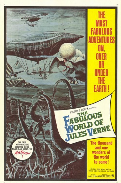 The Fabulous World of Jules Verne (1961)