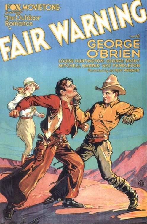 Fair Warning (1931)